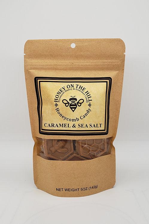 Caramel & Sea Salt Honeycomb Candy