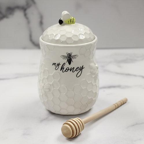 My Honey Honey Jar