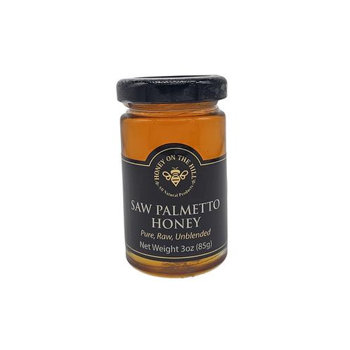 3 oz Saw Palmetto Honey