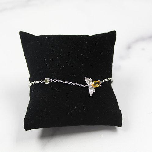 Dainty Bee Bracelet