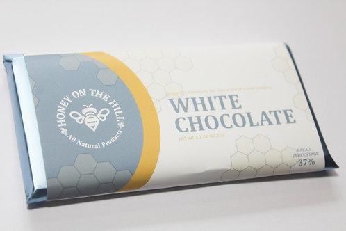 White Chocolate Candy Bar