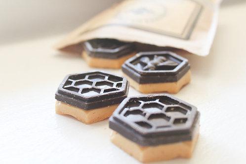 Dark Chocolate Honeycomb Candy