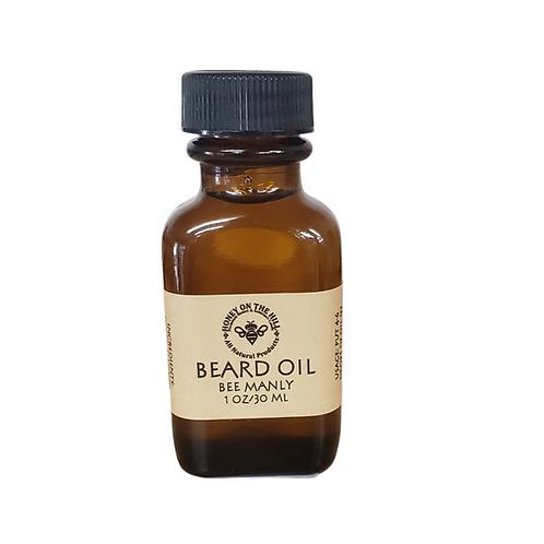 Bee Manly Beard Oil