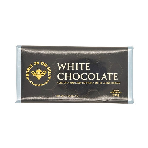 White Chocolate Candy Bar