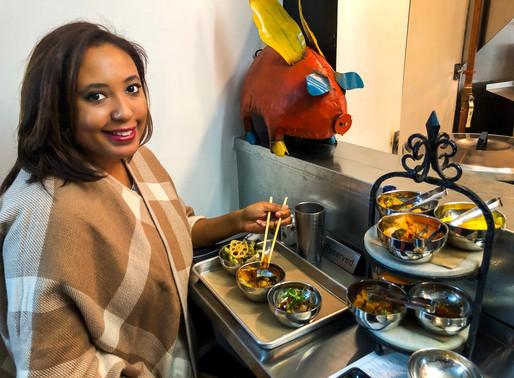 Fusion food win: CHIKO