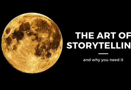 The art of storytelling and why you need it