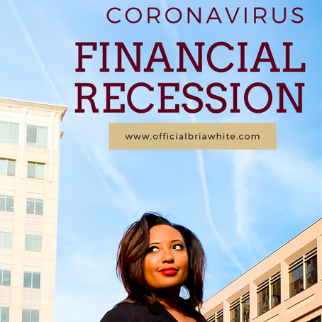 How to survive the COVID-19 Coronavirus financial recession