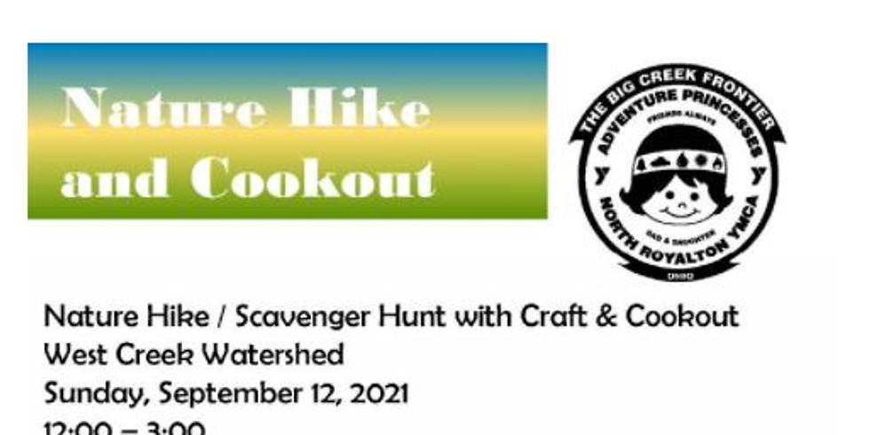 Nature Hike & Cookout Adventure Princesses 2021