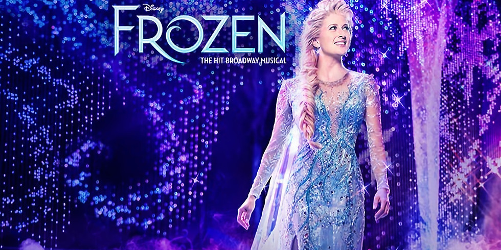 FROZEN THE MUSICAL -  A Day at the Theater