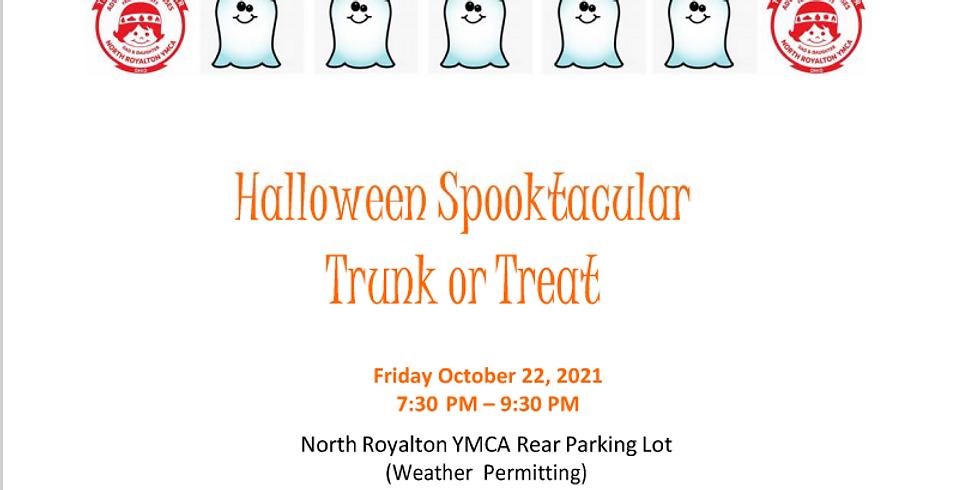 Halloween Spooktacular Trunk or Treat 2021