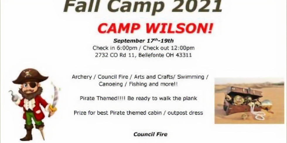 Fall Camp 2021
