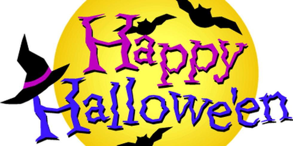 Halloween Spooktacular Trunk or Treat