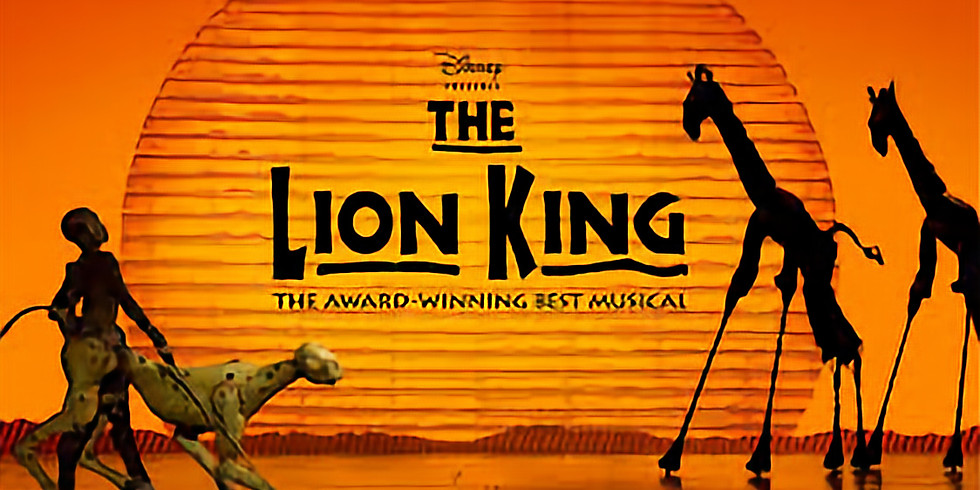 Day at the Theater - The Lion King