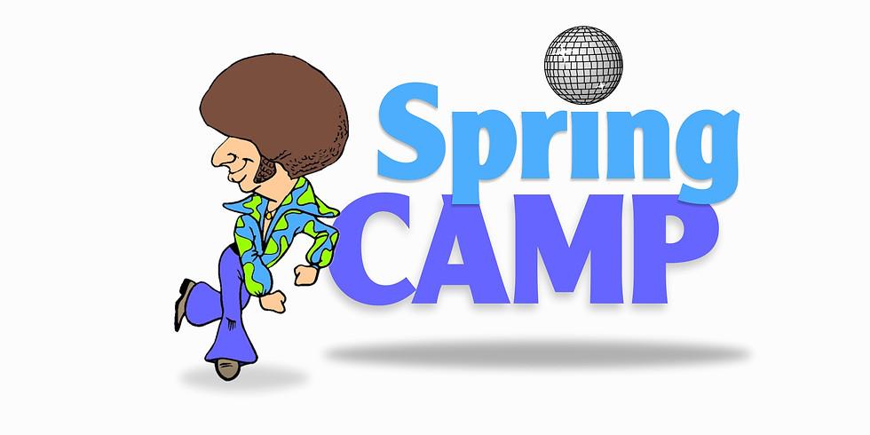 Spring Camp - Camp Fitch 2020
