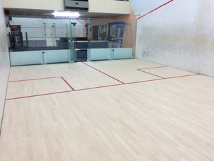 Full court squash from Monday 7th!
