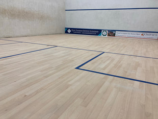 Full squash returns Monday 17th May