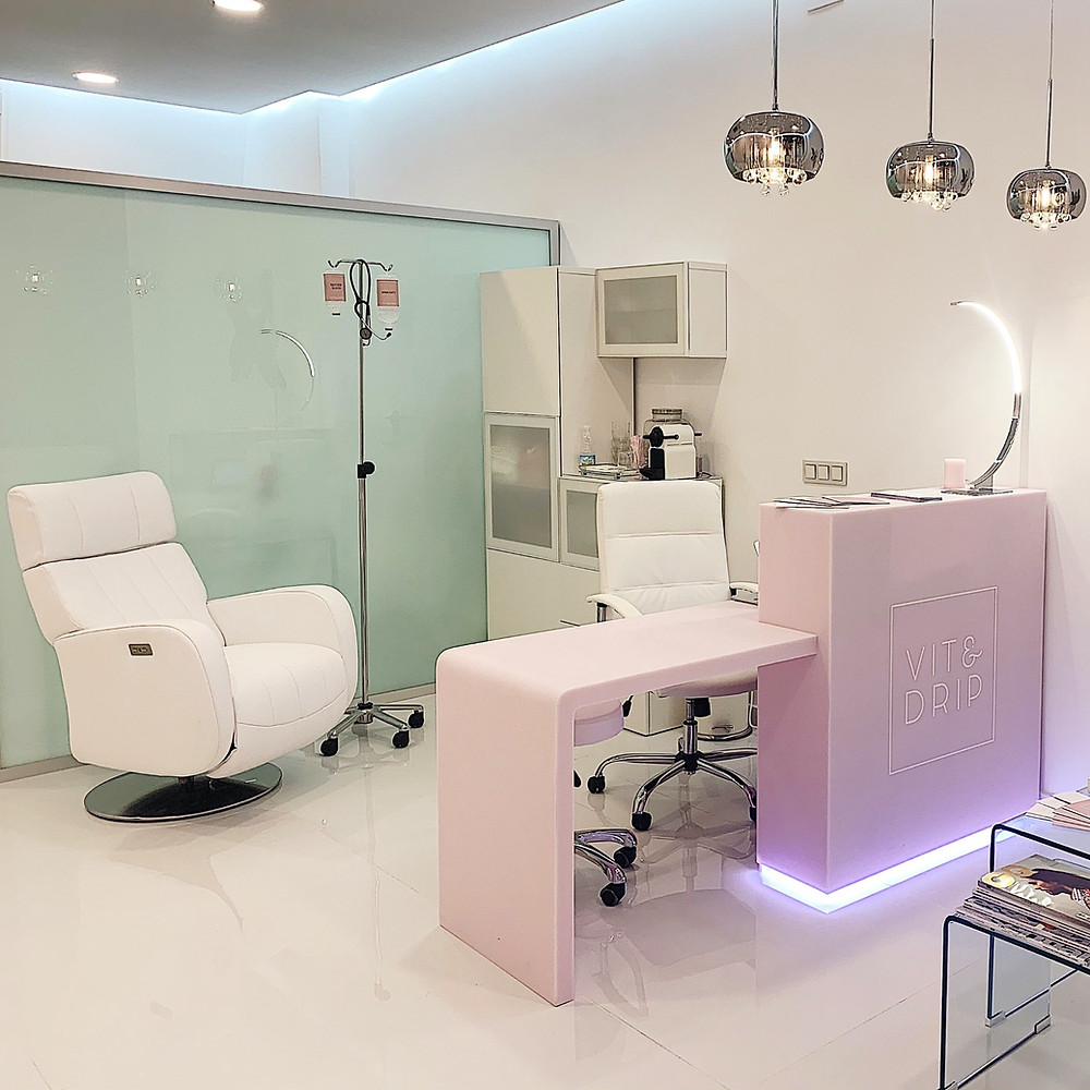 Vitamin IV Therapy Center, Puerto Banus, Marbella