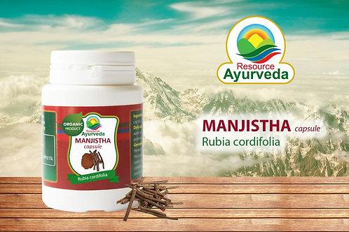 Manjistha, 60 kapszula
