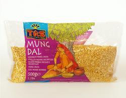 Sárga mungbab, 500 g
