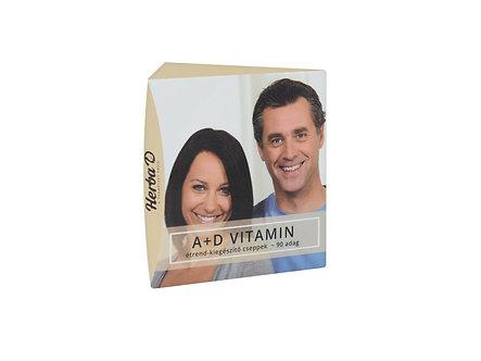 A+D vitamin, étrend-kiegészítő cseppek