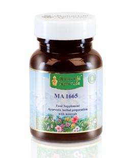MA 1665, Ayur-Multimineral, 30 g
