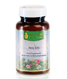 MA 321, Vas támogató tabletta, 120 tabl/ 60 G