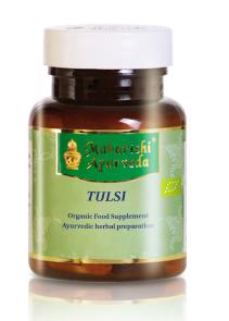 Tulsi ájurvédikus gyógynövény készítmény, organikus, 30 g /60 tabl