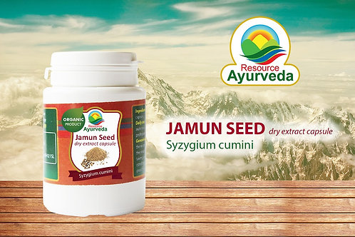 Jamun Seed, 60 kapszula