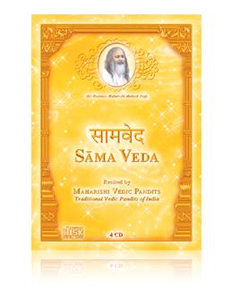 Sama Veda cd