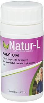 SZERVES KALCIUM  60 db étrend-kiegészítő kapszula