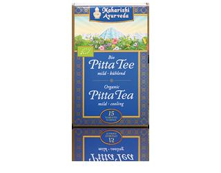 Pitta Tea, organikus, 15 filteres, 18 g