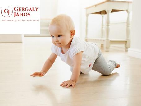 Miért fontos a megtakarítás babáknak?
