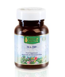 MA 289, Vérnyomás egyensúlya tabletta, 30 G