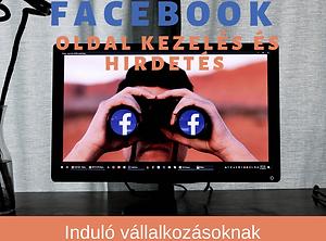 facebook oldal kezelés és hirdetés árak-induló vállalkozás csomag-hyprmarketing győr
