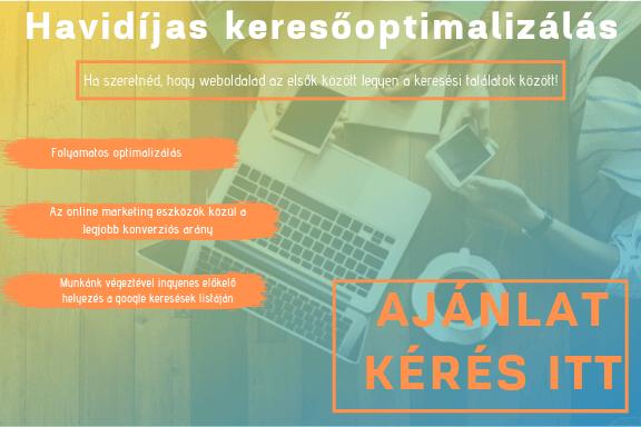 Havidíjas keresőoptimalizálás Győrben a Hyper Marketingtől