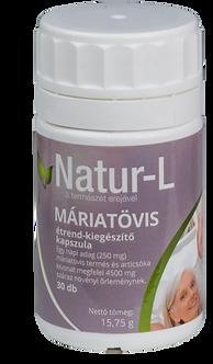 Máriatövis + Articsóka 30 db étrend-kiegészítő kapszula