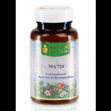 MA 724 - Tanulást elősegítő tabletta, 120 tabl/ 60 G