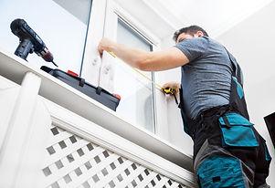 Handyman measuring window for cassette r