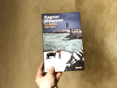 Ragnar Jónasson, La donna del faro, Marsilio, Venezia 2020