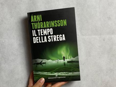 Árni Þórarinsson, Il tempo della strega, Edizioni del Capricorno, Torino 2017