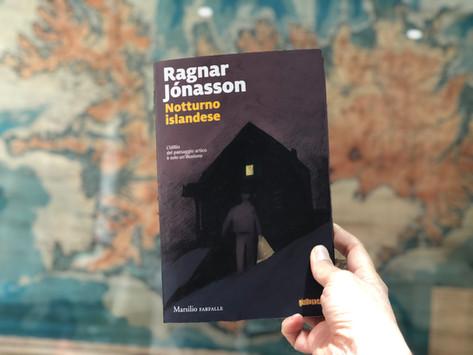Ragnar Jónasson, Notturno islandese, Marsilio, Venezia 2021