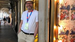 Bergsveinn Birgisson al Festivaletteratura!