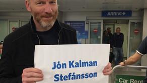 Jón Kalman Stefánsson a Festivaletteratura!