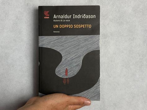 Arnaldur Indriðason, Un doppio sospetto, Guanda 2011