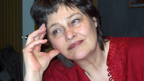 Halldóra Thoroddsen (1950-2020)