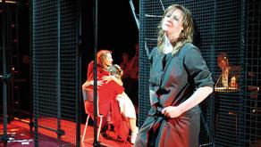 Vigdís Grímsdóttir, Io mi chiamo Ísbjörg, io sono un leone, Teatro della Tosse, Genova, 11/5/2005