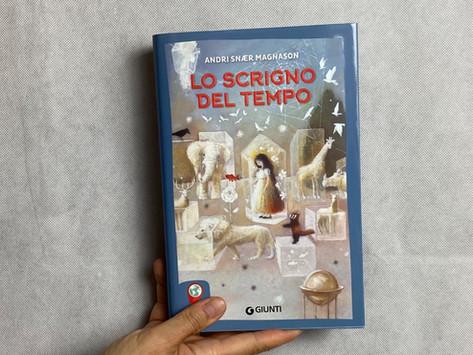 Andri Snær Magnason, Lo scrigno del tempo, Giunti, Firenze 2018