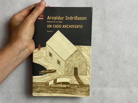 Arnaldur Indriðason, Un caso archiviato, Guanda 2010