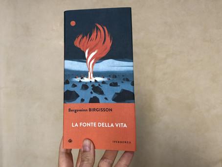 Bergsveinn Birgisson, La fonte della vita, Iperborea, Milano 2021