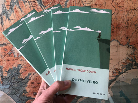 Halldóra Thoroddsen, Doppio vetro, Iperborea, Milano 2019